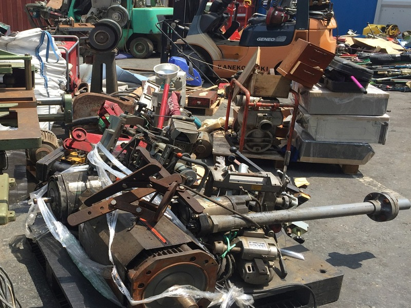 Cùng tìm hiểu về 10 khu chợ bán đồ cơ khí nổi tiếng tại Hn nhé!