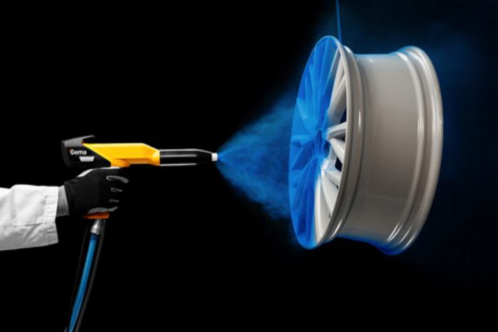 Sơn tĩnh điện sẽ ngăn độ ẩm tiếp cận với kim loại