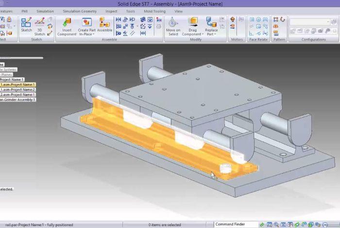10 phần mềm vẽ kỹ thuật cơ khí