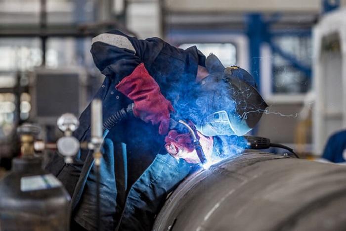 Hàn MIG được sử dụng ở rất nhiều xưởng cơ khí