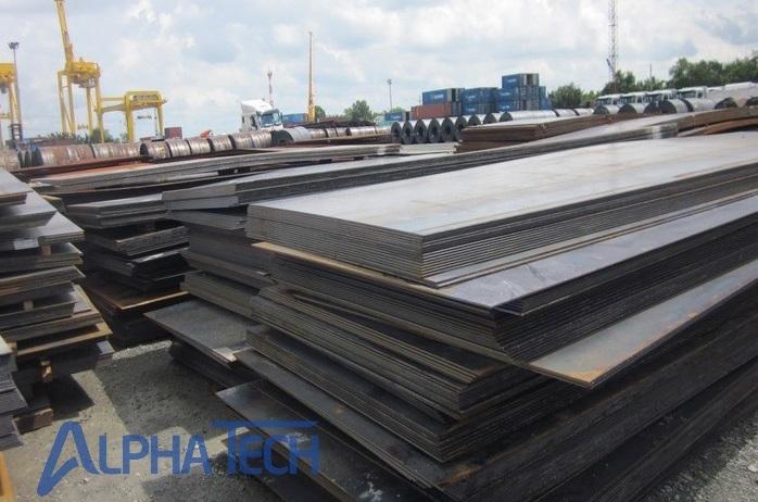 Tấm thép dẹt thường sử dụng trong gia công kim loại tấm