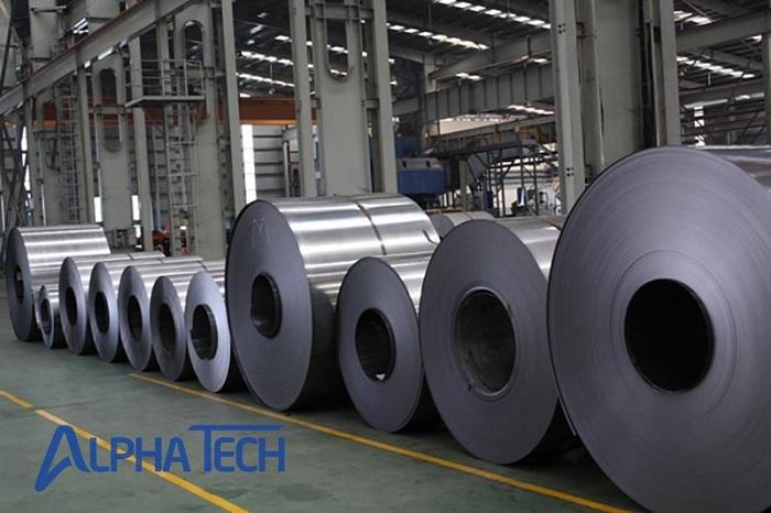 Phôi thép là một sản phẩm trung gian của quá trình chế tạo gang thép