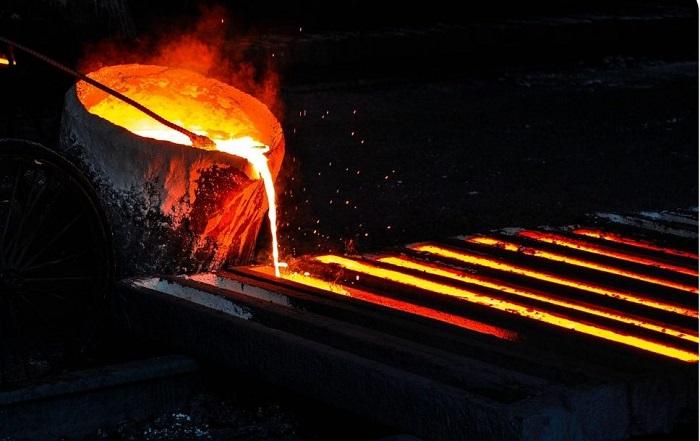 kim loại có nhiệt độ nóng chảy cao nhất và thấp nhất