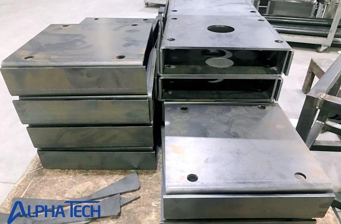 Chấn gấp kim loại là một nguyên công quan trọng trong gia công cơ khí