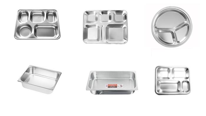 Vì rất an toàn cho cơ thể nên SUS201 thường được lựa chọn để làm thiết bị nhà bếp, nội thất