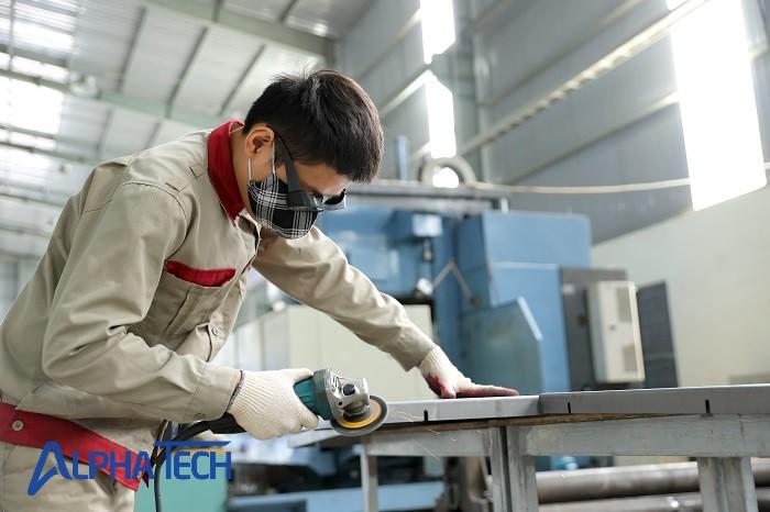 Xử lý bề mặt là một khâu quan trọng trong quá trình gia công