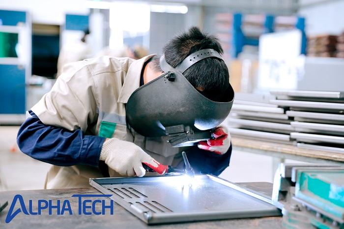 Hàn - công nghệ gia công chế tạo kim loại tấm
